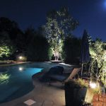 POOL UPLIGHTING